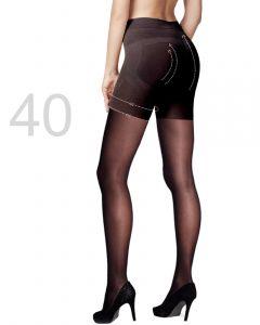 Caresse panty Push-up 40
