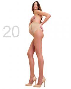 Trasparenze zwangerschapspanty Perdue 20