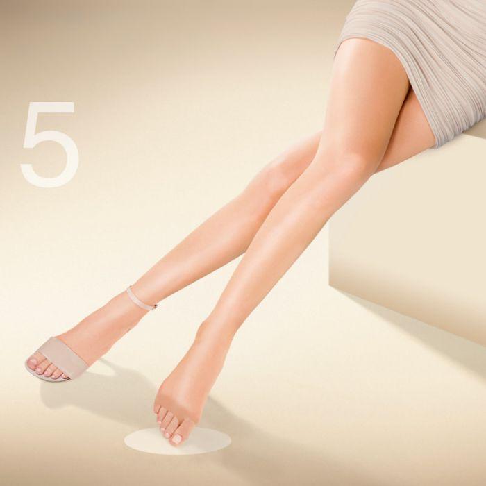 Kunert panty Mystique 5 toeless